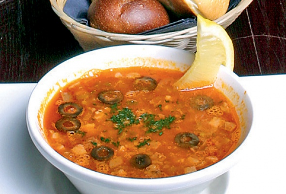 Лучшие супы вресторанах города - Фото №3