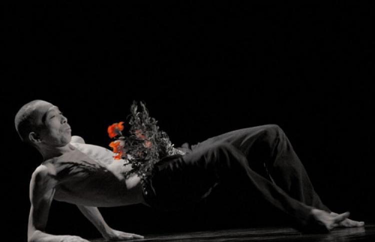 "Проект ""Буто - великий дух"": мастер-класс Мое Ямамото (танец буто)"