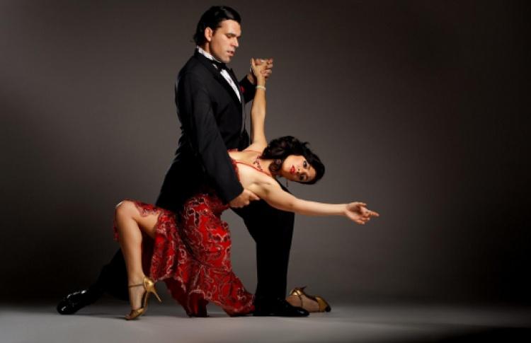 """К международному дню танго """"Por Una Cabeza"""""""