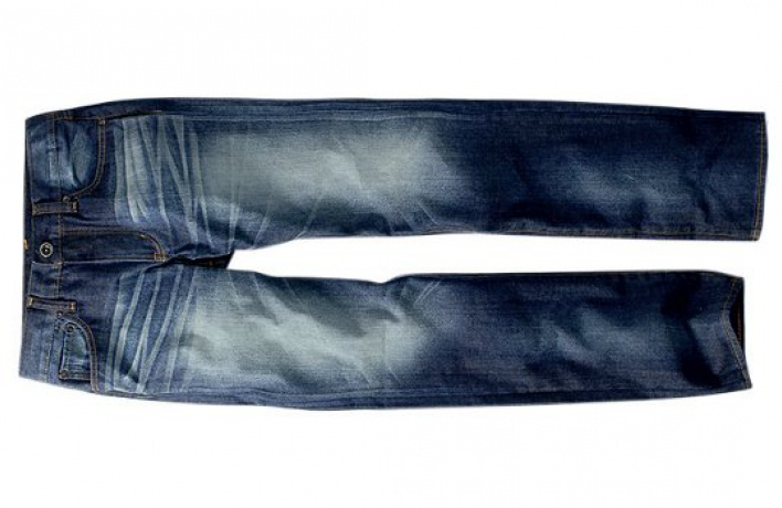 Зимние джинсы Uniqlo