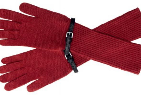 6пар модных перчаток - Фото №4