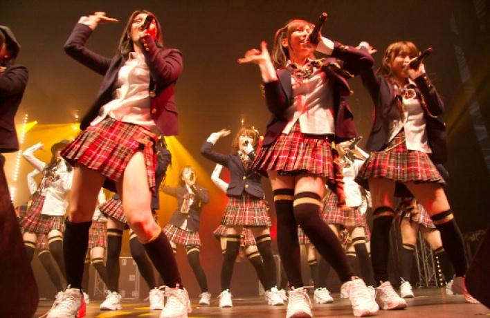 ВМоскве пройдет фестиваль японской поп-культуры