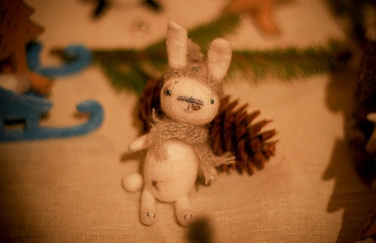 """Рождественская хендмейд-ярмарка """"Другие вещи"""""""