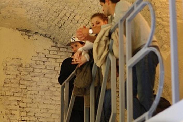 Первый некурящий dj-бар вСанкт-Петербурге