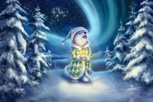 Зимняя Сказка для детей вдачном ресторане «Шаляпин»