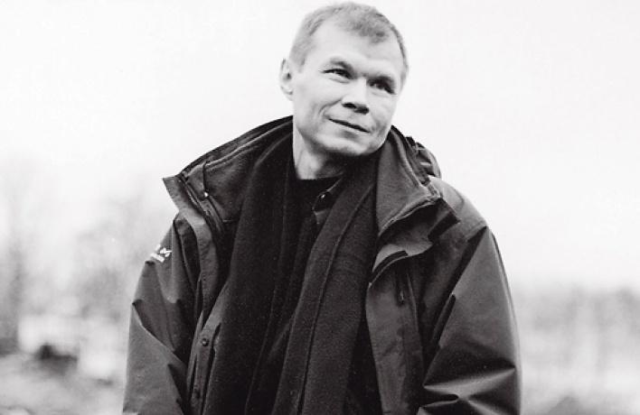 Александр Баширов: «Автор должен расталкивать всех локтями иидти потрупам»