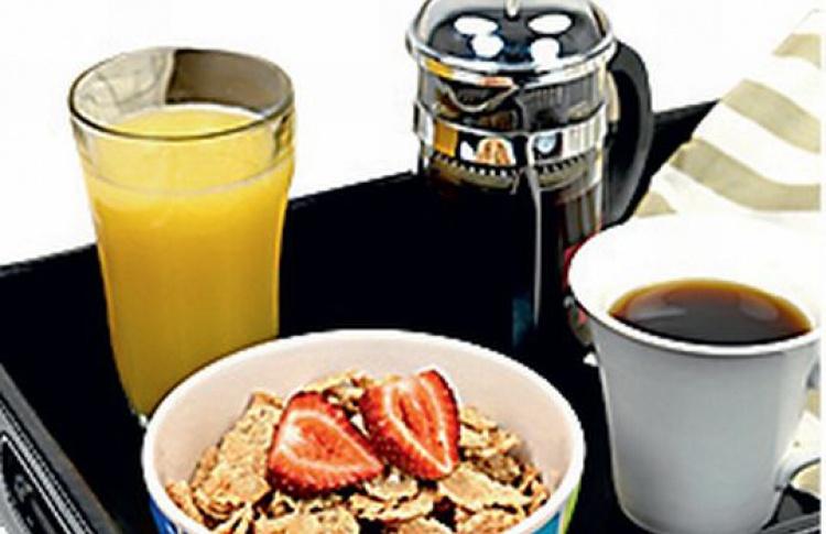 Новые варианты завтраков