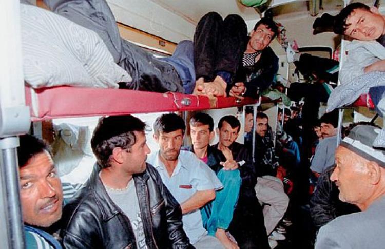 Фамилии иимена всех законных мигрантов вывесили насайте