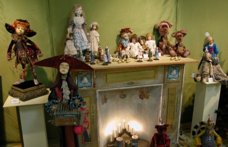 Рождественская гостиная