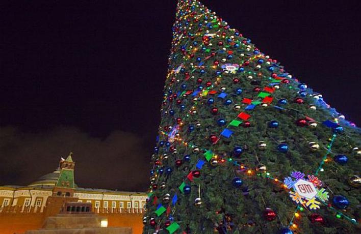 Как нарядят Москву кНовому году