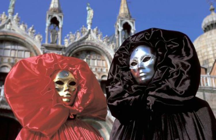 Венецианский карнавал, XIX век
