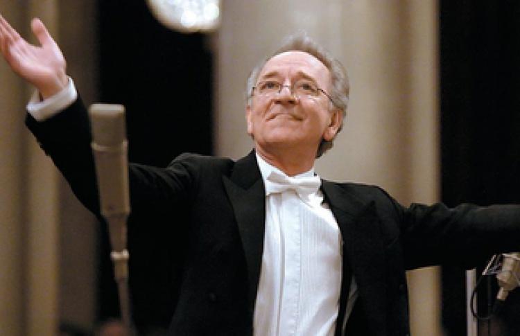 Академический симфонический оркестр филармонии. Пятая симфония Малера
