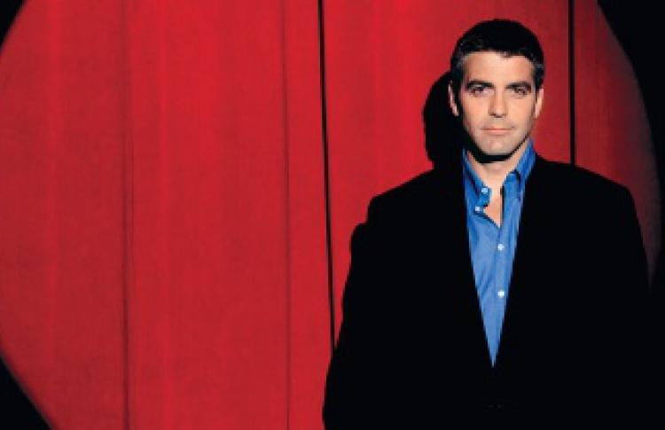 Папина школа. Интервью с Джорджем Клуни