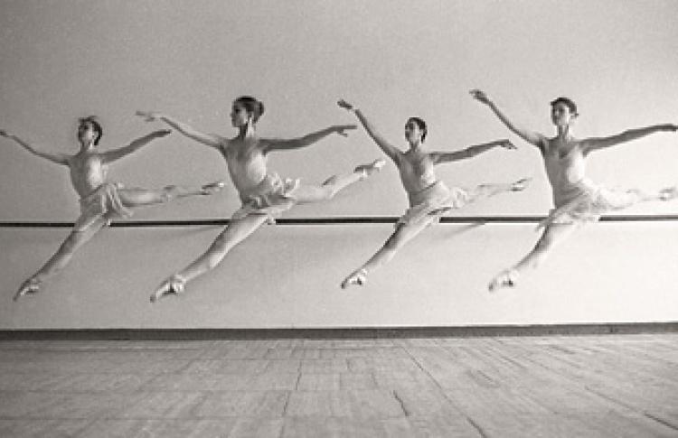 Золотой век русского балета: 100 избранных фотографий из архива Леонида Жданова