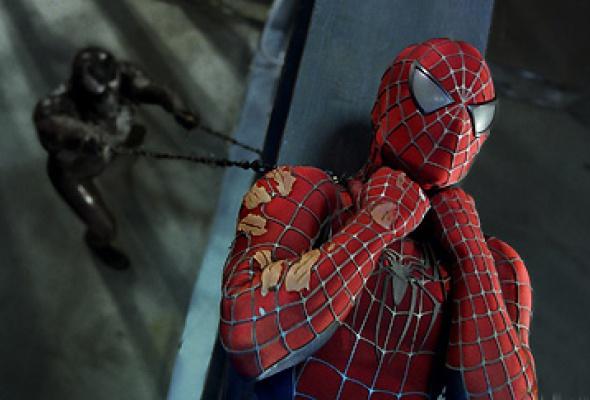 Человек-паук 3: Враг в отражении - Фото №3