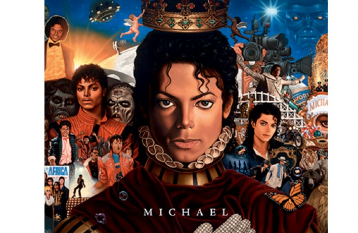 Новый альбом Майкла Джексона