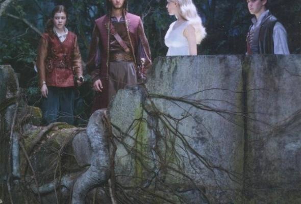 Хроники Нарнии: Покоритель Зари - Фото №11