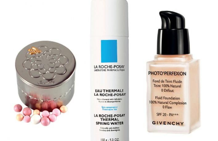 Зглавных средства праздничного макияжа