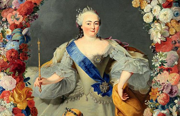 Елизавета Петровна и Москва
