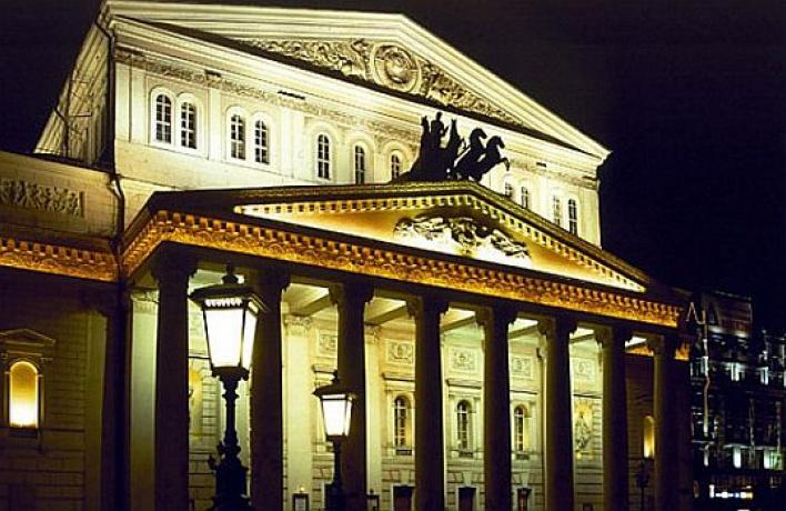 Мировая премьера оперы «Вишневый сад» прошла вБольшом театре