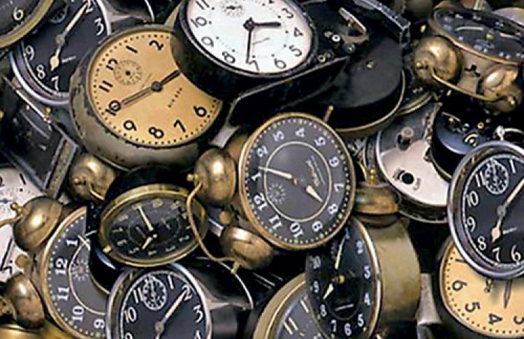 Кристиан Марклэй. Часы