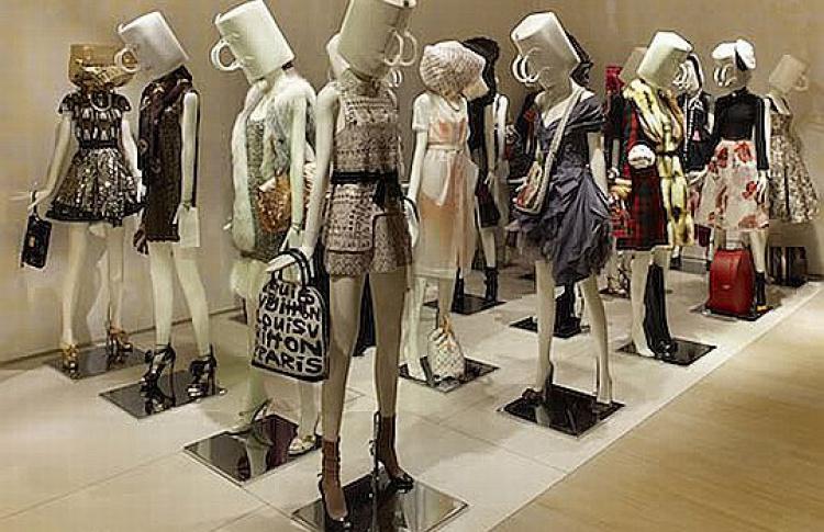 Louis Vuitton открывает вМоскве выставку имени себя