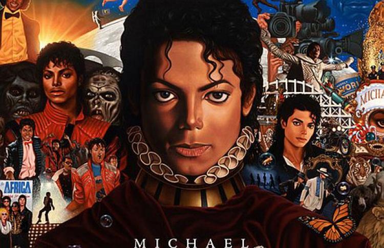 Завосемь дней довыхода всети появился новый альбом Майкла Джексона