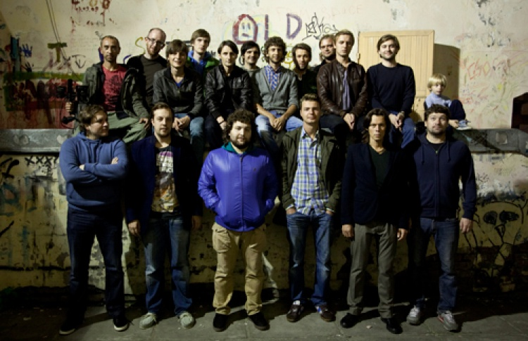 RTS.FM Saint-Petersburg 1 year anniversary party. DJs Raf, Fanick, Chance, David Bad, Hoopa, El, Arram Mantana, Kirill Good,Tripmastaz, Primat, Freska, Kimbar, Ksky, Muhomorov и VJ Kolika