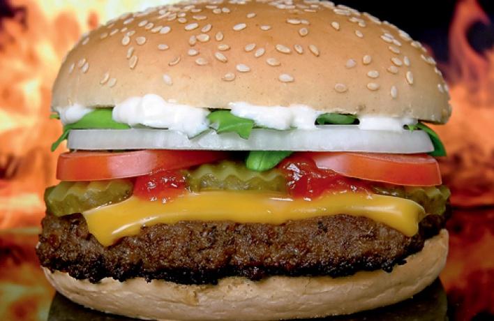 Топ-5«Гамбургеры»
