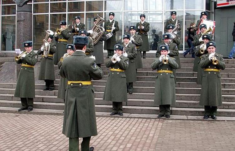 Военкомат устроил облаву настудентов Московской консерватории