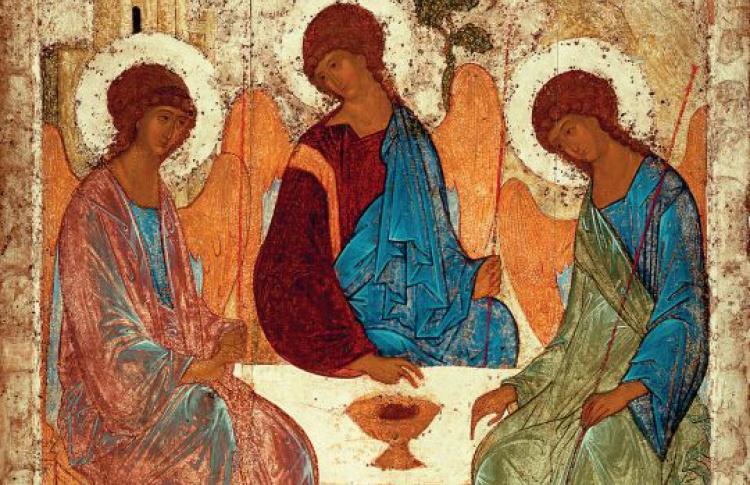 Андрей Рублев. Подвиг иконописания