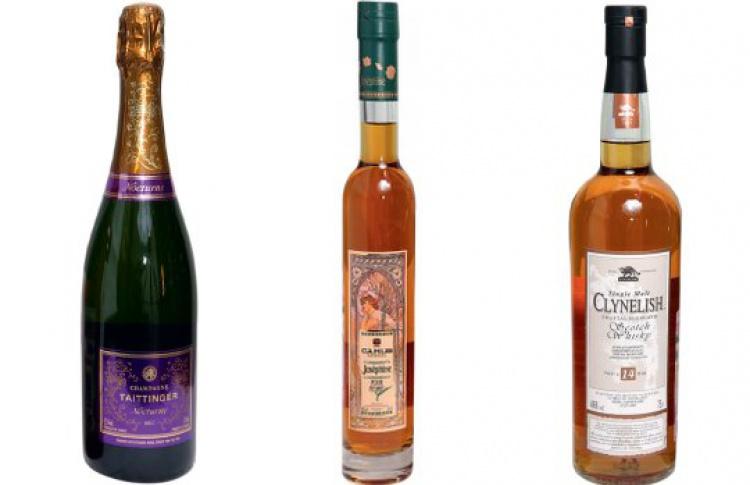 Как выбрать бутылку?