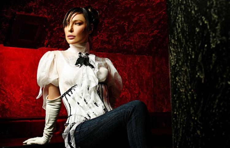 Полина Гриффис— экс-солистка группы «А-Студио»