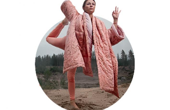 Имбирная йога