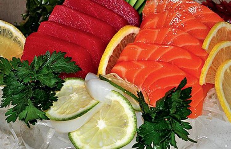 Новое суши-меню в«Манон»
