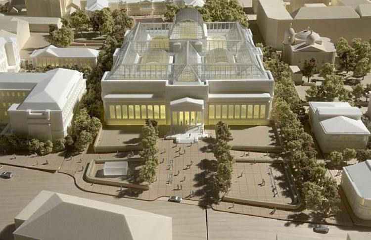 Каким станет Пушкинский музей после реконструкции
