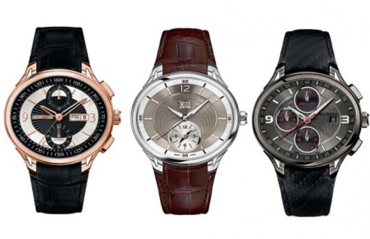 Новые часы Davidoff