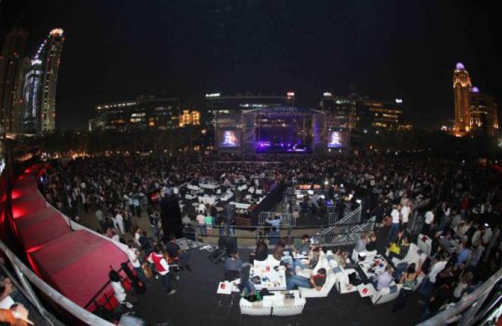 Дубайский джазовый фестиваль