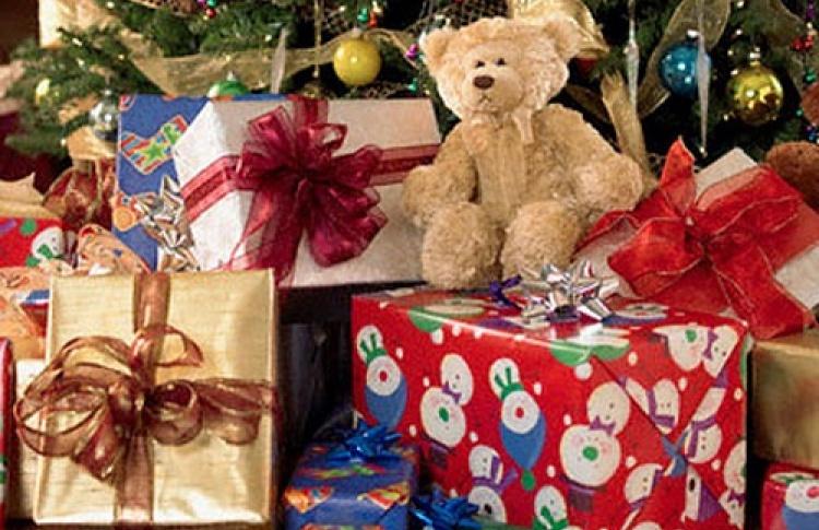 Рождественский Фримаркет