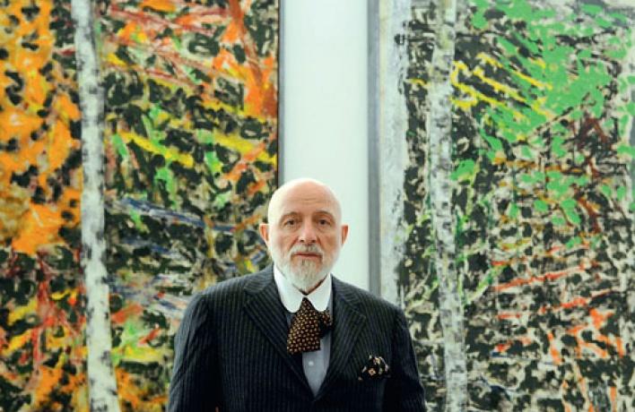 Живописец искульптор Маркус Люпертц признан арт-сообществом родной Германии «князем художников»