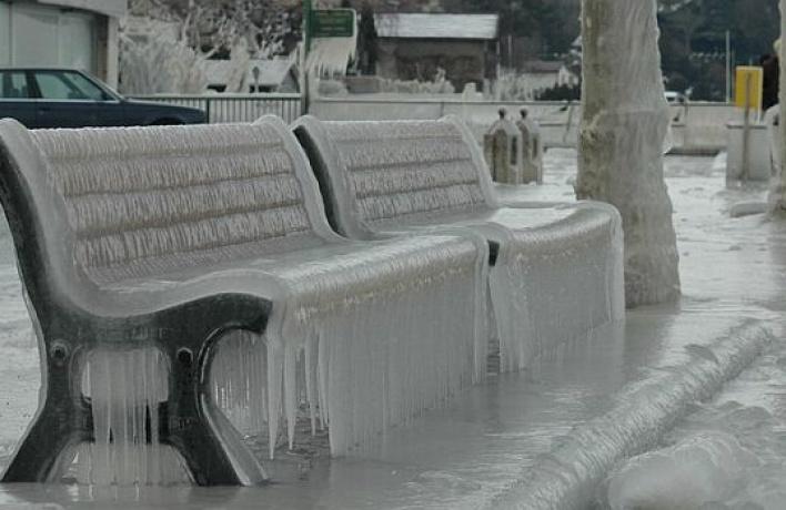 Что случилось снами— последствия ледяного дождя