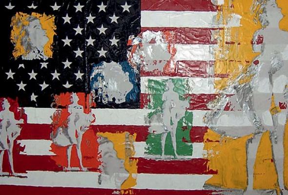 Флаги играффити - Фото №0