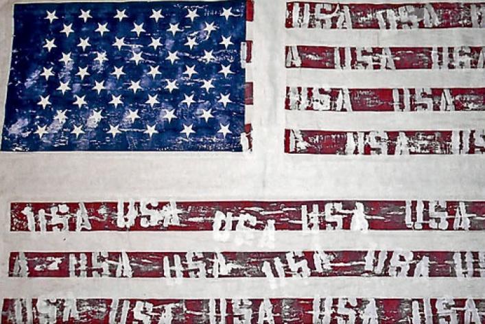 Флаги играффити