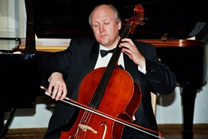Александр Загоринский (виолончель), Эйнар Стин-Ноклеберг (Норвегия, фортепиано)