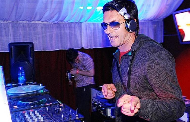 Виниловые пляски с DJ Nil