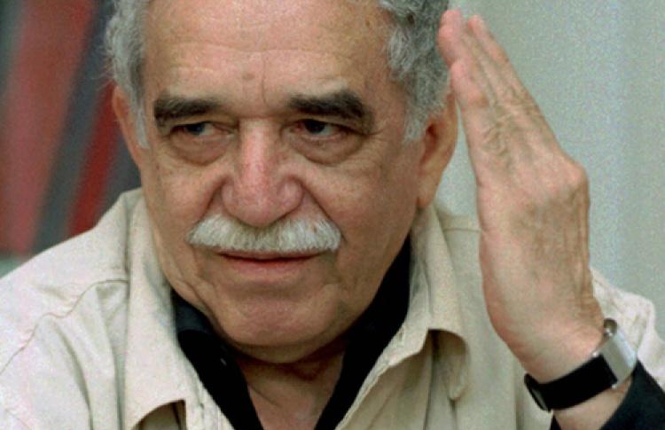 Унас впервые легально издадут поздние книги Маркеса