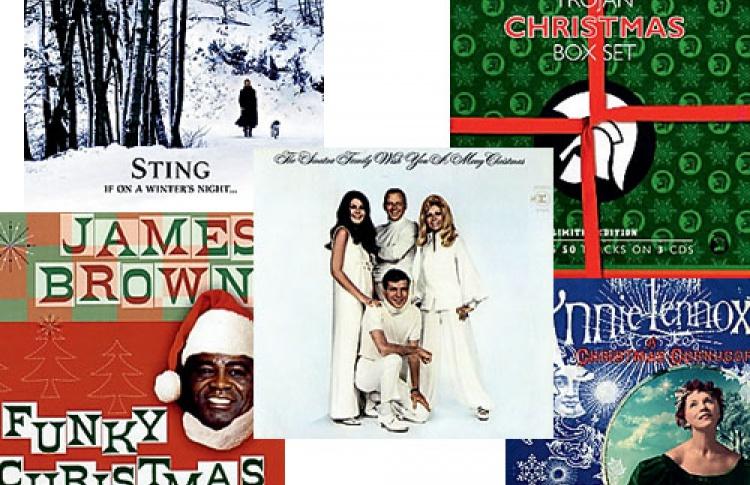 Рождественские альбомы ТОП-5