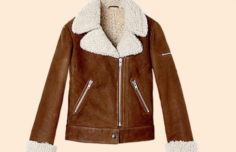 Уфранцузской марки Gerard Darel зимняя коллекция по-российски теплая