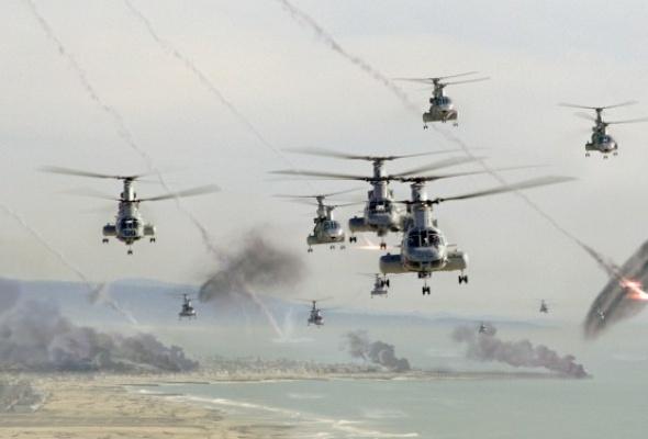 Инопланетное вторжение: Битва за Лос-Анджелес - Фото №2