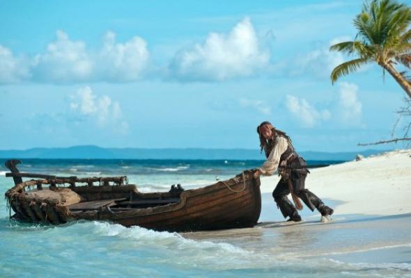 Пираты Карибского моря: На странных берегах - Фото №7